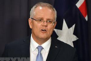 Thủ tướng Australia cam kết đạt mục tiêu cắt giảm lượng khí thải
