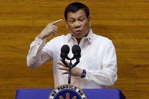 Tổng thống Philippines Rodrigo Duterte nghi ngờ có âm mưu chính trị