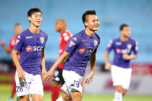 Hà Nội FC vô địch V-League 2018: Sau kỷ lục là gì?