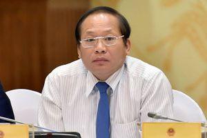 Quốc hội sẽ miễn nhiệm Bộ trưởng TT&TT vào tháng 10