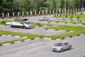 TP.HCM xử lý nghiêm tiêu cực trong thi sát hạch lái xe