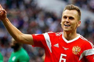 Cầu thủ Nga bị điều tra doping