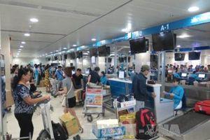Tỷ lệ chuyến bay đúng giờ của các hãng hàng không cao hơn trung bình thế giới