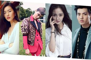 4 sao Hoa ngữ có mặt trong top 500 người có ảnh hưởng đến nền công nghiệp thời trang năm 2018 của BOF