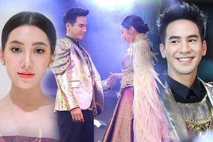 Cặp đôi 'Ngược dòng thời gian' Pope Thanawat và Bella Ranee xác nhận tái hợp trong phim hiện đại mới