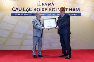 Câu lạc bộ xe hơi Việt Nam thành lập, cứu hộ xe trên toàn quốc