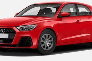 Audi A1 phiên bản giá rẻ dành cho khách hàng bình dân