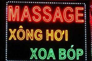 Mạo danh cảnh sát cưỡng đoạt tài sản tại quán massage ở Hà Nội