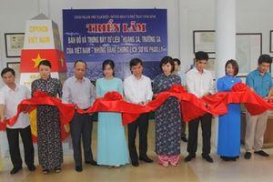 Ninh Bình: Triển lãm bản đồ và trưng bày tư liệu 'Hoàng Sa, Trường Sa của Việt Nam – những bằng chứng lịch sử và pháp lý'