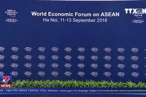 Diễn đàn kinh tế thế giới WEF – ASEAN