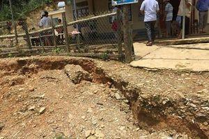 Nghệ An: Sạt lở nghiêm trọng tại các huyện vùng biên