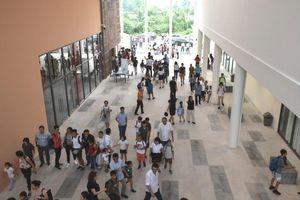 Trường Trung học Pháp Alexandre Yersin tại Hà Nội có cơ sở mới