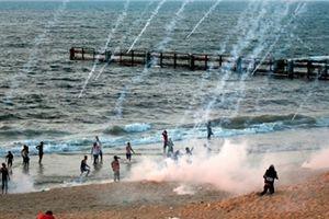 Căng thẳng tái bùng phát, Israel nã súng vào người Palestine