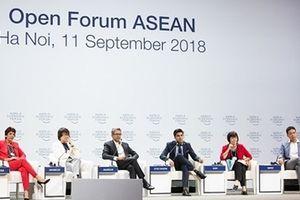Diễn giả Việt Nam duy nhất được mời tham dự Diễn đàn mở WEF phát ngôn gây 'sửng sốt'