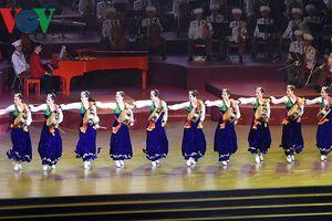 Đêm hòa nhạc hoành tráng mừng Quốc khánh Triều Tiên