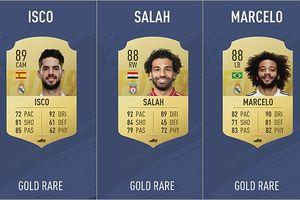 Top 100 cầu thủ xuất sắc nhất FIFA 19 (P5): Salah xếp sau Isco