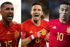 UEFA Nations League: Đội hình mạnh nhất của Tây Ban Nha trước Croatia