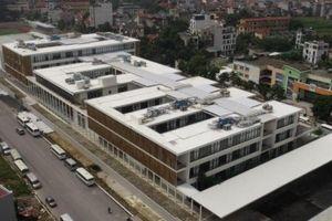 Trường Trung học Pháp Alexandre Yersin khánh thành cơ sở mới tại Long Biên, Hà Nội