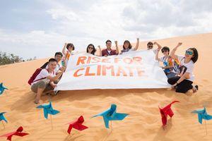 Nghệ sĩ Việt tham gia MV hưởng ứng phong trào toàn cầu về khí hậu