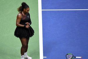 Serena Williams bị trừ tiền thưởng vì lỗi phản ứng tại chung kết Mỹ mở rộng 2018