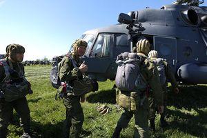 300.000 binh sĩ Nga bắt đầu cuộc tập trận lớn nhất trong lịch sử