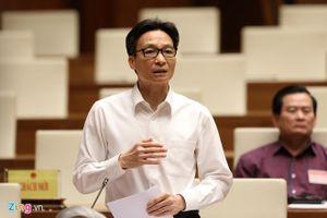 'Chính phủ chưa có chủ trương cải cách tiếng Việt trong vài năm tới'