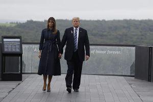 Tổng thống Trump tưởng niệm nạn nhân vụ khủng bố 11-9