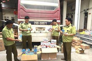 Gần 500 sản phẩm đồ chơi trẻ em Trung Quốc nhập lậu bị thu giữ