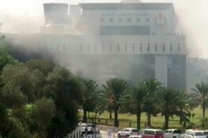 IS thừa nhận gây ra vụ tấn công trụ sở tập đoàn dầu mỏ quốc gia Libya