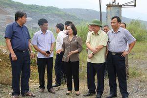 BẢN TIN MẶT TRẬN: Đảm bảo môi trường sống của người dân tại vùng khai thác