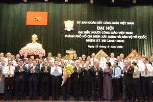 Đồng bào Công giáo TP Hồ Chí Minh 'sống phúc âm giữa lòng dân tộc'