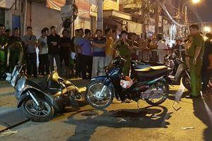 Người phụ nữ ở Sài Gòn báo bị 2 thanh niên gí roi điện, cướp xe SH