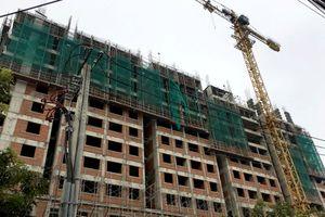 2 công nhân thiệt mạng khi sập giàn giáo công trình căn hộ Saigonhomes