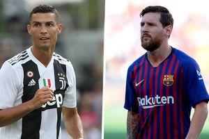 Tevez chỉ ra sự khác biệt lớn giữa Ronaldo và Messi