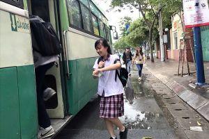 TP.Hồ Chí Minh: Cần miễn vé xe buýt cho học sinh