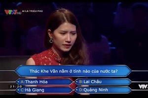 Hi hữu 'Ai là triệu phú': Tin 100% khán giả, cô gái nhận kết quả bất ngờ