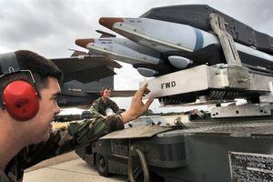 Mỹ mua thêm GBU-39 cho chiến trường Syria?