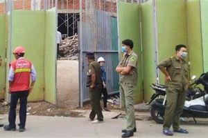 2 người chết tại dự án Saigon Homes