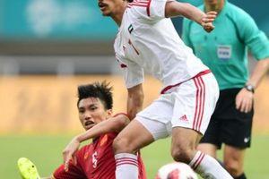 Trọng tài Hàn Quốc xử ép Olympic Việt Nam vẫn bình yên vô sự?