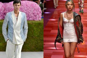 4 công chúa, hoàng tử chăm catwalk nhất Tuần thời trang