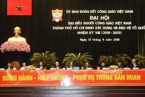 Khai mạc Đại hội đại biểu người Công giáo Việt Nam TP Hồ Chí Minh