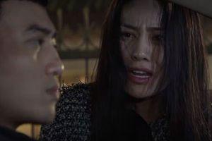 'Quỳnh búp bê' tập 11: Cảnh 'bảo kê' hứa che chở cho con trai Quỳnh