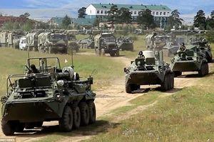 Cận cảnh cuộc tập trận lớn nhất lịch sử Nga với 300.000 quân