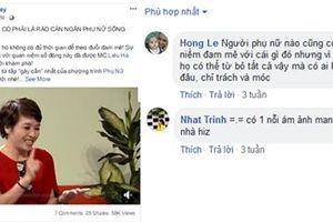 Sao Việt đồng loạt bày tỏ ý kiến về chuyện phụ nữ theo đuổi đam mê
