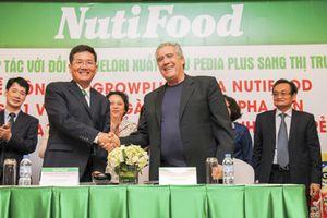 NutiFood và Tập đoàn Backahill của Thụy Điển vừa ký biên bản ghi nhớ hợp tác
