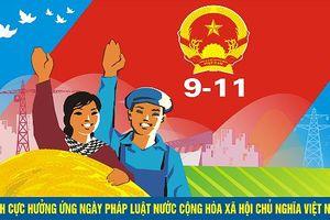 Hà Nội phát động tháng thi đua hưởng ứng Ngày Pháp luật