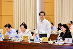 Phó Thủ tướng: Chính phủ chưa chủ trương cải cách tiếng Việt