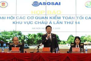 Hoàn tất công tác chuẩn bị tổ chức đại hội ASOSAI 14