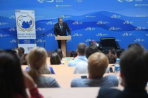 Ngoại trưởng Nga Lavrov: Quan hệ Nga - Mỹ 'đang bị đầu độc'