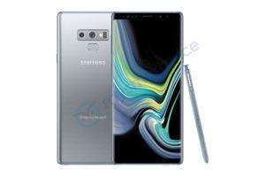 Galaxy Note 9 chuẩn bị có thêm màu xám lông ngỗng?